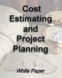 Cost Estimating and Project Planning