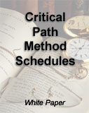 Critical Path Method Schedules
